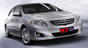 Toyota Corolla Kirala