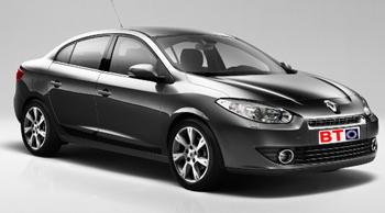 Renault Fluence Kirala